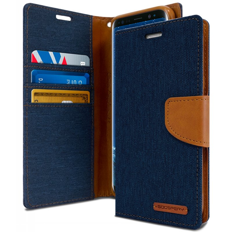 mobiletech-samsung-j6-plus-goospery-canvas-wallet-Denim